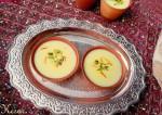Easy Kesari Phirni Recipe