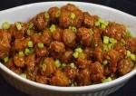Easy Soya Chunks Manchurian Recipe