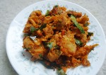 Easy and Spicy Prawn Fry Recipe