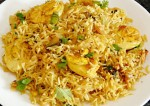 Easy Egg Biryani Recipe