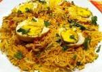 How to Cook Tasty Egg Pulao Recipe | Egg pulav Recipe