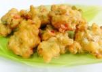 Crispy Corn Pakoda Recipe Preparation   Yummy Food recipes