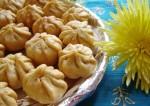 Ganesh Chaturthi Special Fried Modak Recipe