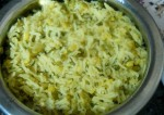Spicy Green Moong Dal Khichdi Recipe