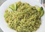 Healthy Green Rice Recipe