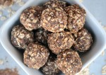 Healthy Oats Chocolate and Walnuts Balls Recipe