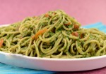 Healthy Spinach Noodles Recipe