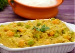 Healthy and Tasty Dalia Khichdi Recipe