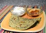 Healthy Jowar Methi Roti Recipe