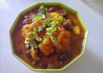 Healthy Kala Chana Curry Recipe
