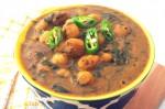 Delicious Kasoori Methi Chole Recipe
