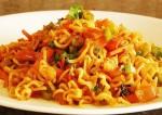 Indian Style Maggi Masala Noodles Recipe