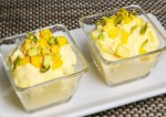 Mango Shrikhand Taco Recipe
