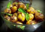 Masala Roasted Aloo Recipe