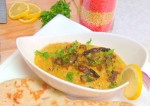 Masoor Dal with Spinach Recipe