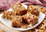 Anjeer and Mixed Nuts Burfi Recipe