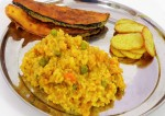 Healthy Mixed Vegetable Khichdi Recipe
