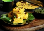 Moong Dal Dhokla Recipe