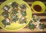 Healthy Palak Paneer Toast Recipe