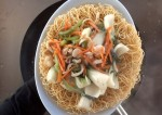 Pan Fried Noodles Recipe