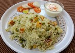 Tasty and delicious Paneer Matar Pulao Recipe