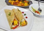 Delicious Paneer Tikka Kathi Roll Recipe