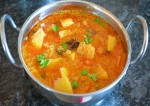 Tasty Potato Kurma Recipe