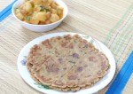 Soft and Tasty Rajgira Paratha Recipe