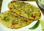 Whole Wheat Coriander and Sesame Seeds Naan Recipe