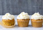 Tasty and Soft Cinnamon Cupcake Recipe