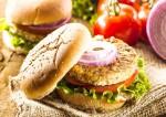 Spicy Paneer Burger Recipe