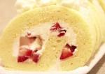 Jelly Strawberry Cake Rolls | Cake Recipes