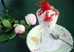 Creamy Strawberry Mousse Recipe
