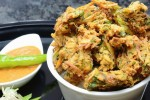 Stuffed Methi Paneer Pakora Recipe
