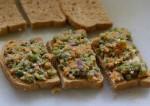 Sweet Corn Sesame Toast Recipe