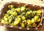 Tasty Aloo Methi Recipe