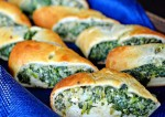 Tasty Spinach Roll Recipe