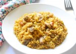 Tasty and Easy Mushroom Biryani Recipe