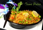 Tasty and Yummy Tawa Pulao Recipe