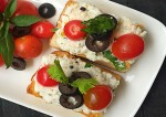 Tomato Cheese Toast Recipe