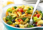 Tri-colored Pasta Recipe