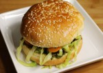 Tasty Vegetable Burger Recipe