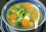 Mixed Vegetable Clear Soup Recipe