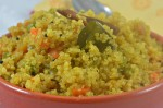 Healthy Quinoa Vegetable Khichdi Recipe
