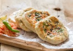 Stuffed Vegetable Kulcha Recipe