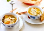 Vegetable Wonton Soup Recipe