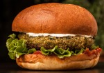Whole Wheat Vegetable Burger Recipe
