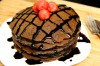 Eggless Chocolate Crepes/ Pancake Recipe