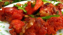 Spicy Chicken Manchurian Recipe