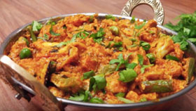 Healthy Mixed Vegetable Curry Recipe